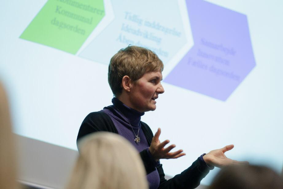 Workshops Og Foredrag