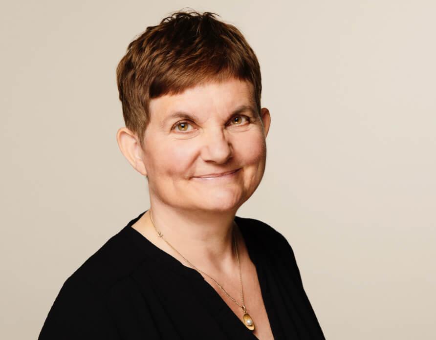 Anne Tortzen, indehaver af Center for Borgerdialog